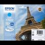 EPSON - T7022 - XL - Cartouche d'encre Tour Eiffel d'origine - 1 x cyan - 21 ml